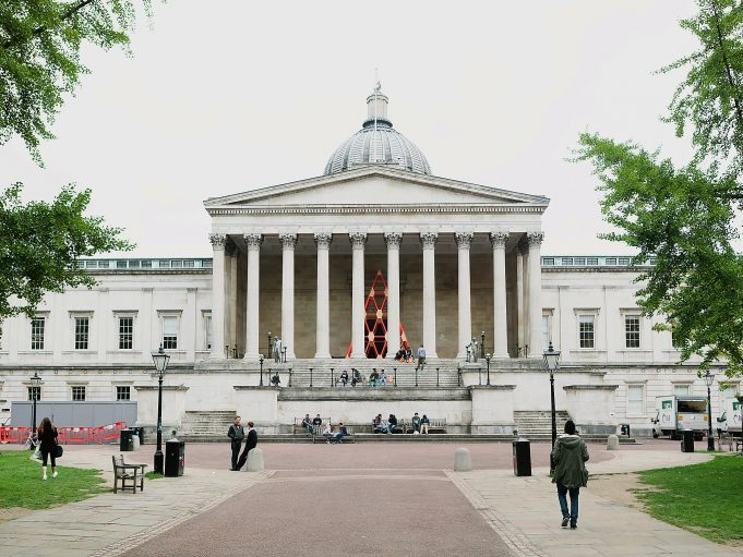 Bursary For International Students At University College London in UK 2019